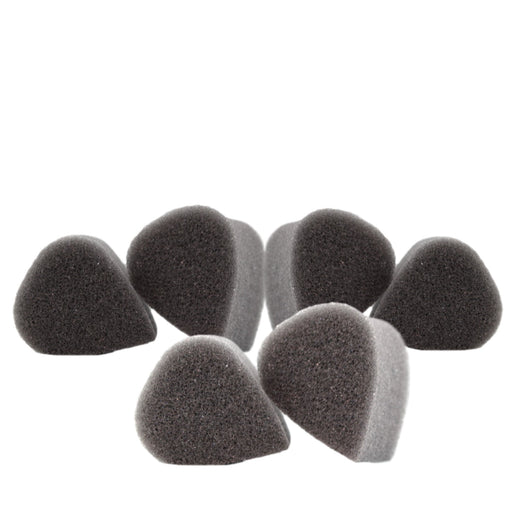Splash Face Painting Sponge by Jest Paint - Tear Drop (6 pieces)