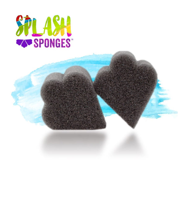 Splash Face Painting Sponge by Jest Paint - Wing (2 pieces) - Jest Paint Store
