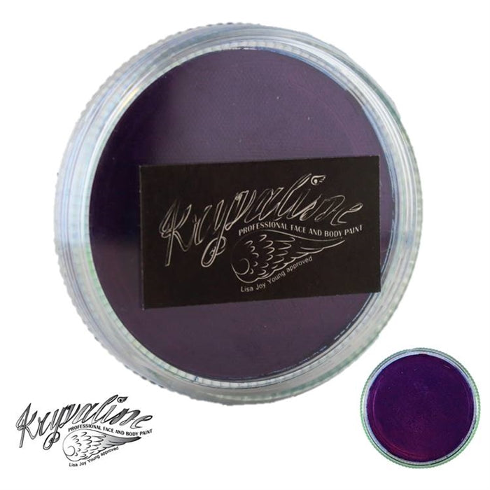 Kryvaline Face Paint Essential (Creamy line) - Phthalocyanine Blue 30gr - Jest Paint Store