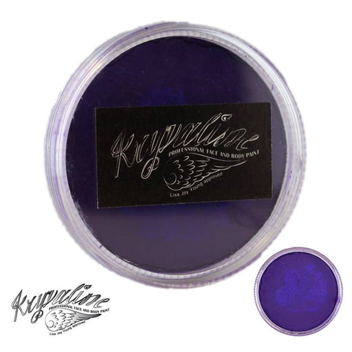 Kryvaline Face Paint Essential (Creamy line) - Purple 30gr - Jest Paint Store