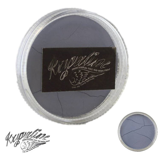 Kryvaline Face Paint Essential (Creamy line) -  Grey 30gr - Jest Paint Store