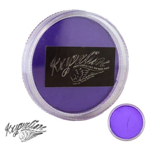 Kryvaline Face Paint Essential (Creamy line) - Light Purple 30gr - Jest Paint Store