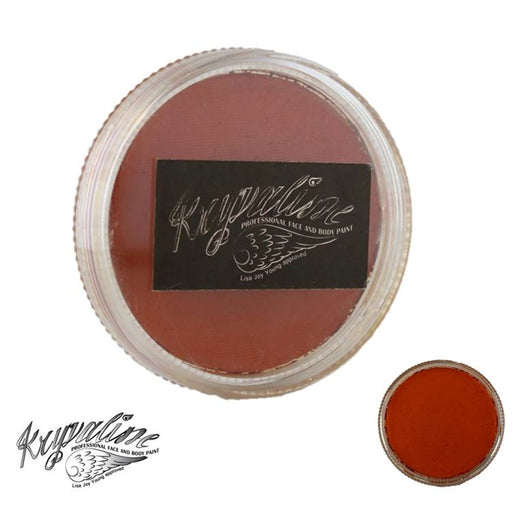 Kryvaline Face Paint Essential (Creamy line) - Discontinued - Ochre 30gr - Jest Paint Store