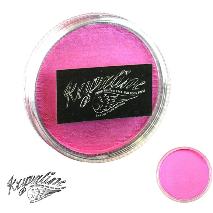 Kryvaline Face Paint (Creamy line) - Pearly Rose 30gr - Jest Paint Store