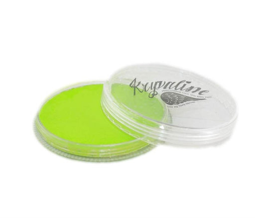 Kryvaline Face Paint Essential (Regular Line) - Lime 30gr - Jest Paint Store
