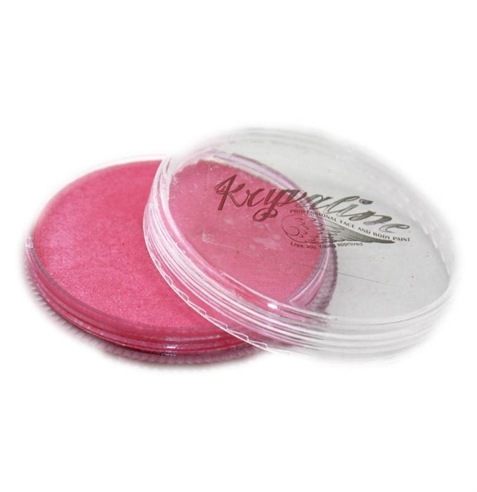 Kryvaline Face Paint Regular Line - Metallic Pink 30gr - Jest Paint Store