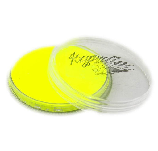 Kryvaline Paint (Regular Line) - Neon Yellow 30gr - Jest Paint Store