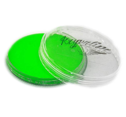 Kryvaline Paint (Regular Line) - Neon Green 30gr - Jest Paint Store