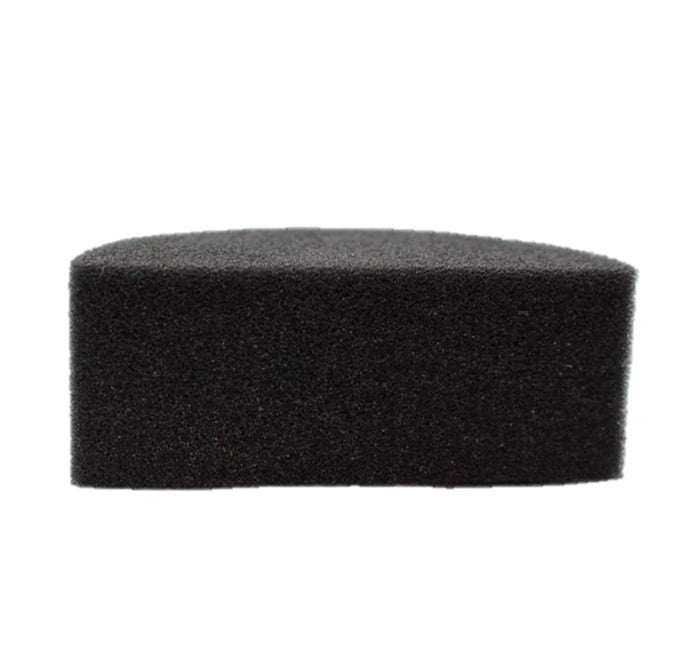 "Kryvaline - Large ""Never Stain""* SOFT Black Face Painting Sponge - 1 Half - Jest Paint Store"
