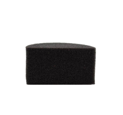 "Kryvaline - Small ""Never Stain""* FIRM Black Face Painting Sponge - 1 Half - Jest Paint Store"