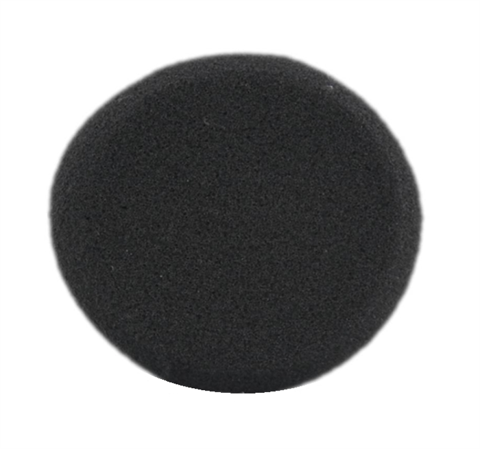 Kryvaline - High Density SOFT Black Round Face Painting Sponge - Jest Paint Store