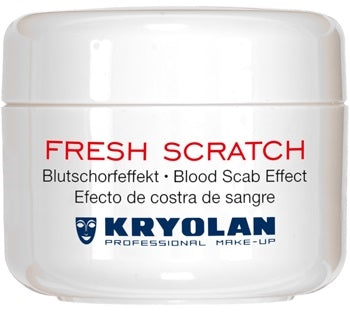 Kryolan Fresh Scratch (light) - Blood Effect 30ml / 1.75 fl. oz - Jest Paint Store