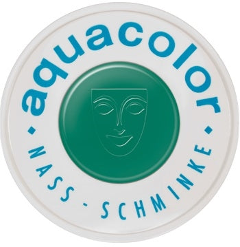 Kryolan Face Paint  Aquacolor - GR42 (Light Green) - 30ml - Jest Paint Store