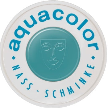 Kryolan Face Paint  Aquacolor - TK2 (Teal) - 30ml - Jest Paint Store