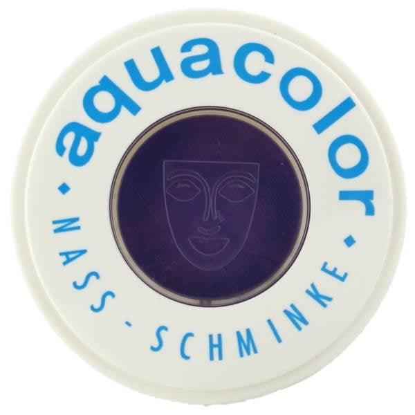 Kryolan Face Paint  Aquacolor - Lila (Violet) - 30ml - Jest Paint Store