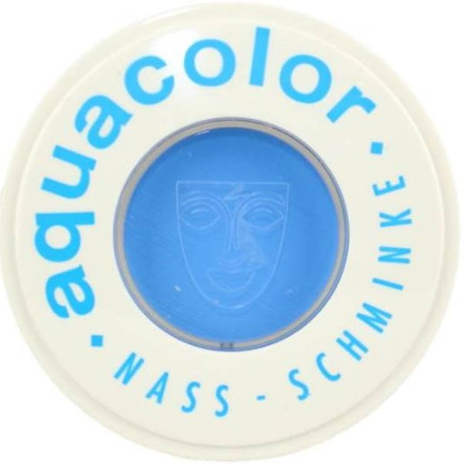 Kryolan Face Paint  Aquacolor - 587 (Light Blue) - 30ml - Jest Paint Store