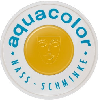 Kryolan Face Paint  Aquacolor - 509 (Bright Yellow) - 30ml - Jest Paint Store
