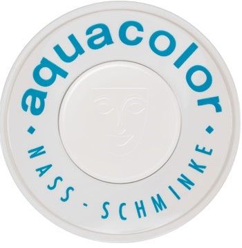 Kryolan Face Paint  Aquacolor - 070 (White) - 30ml - Jest Paint Store