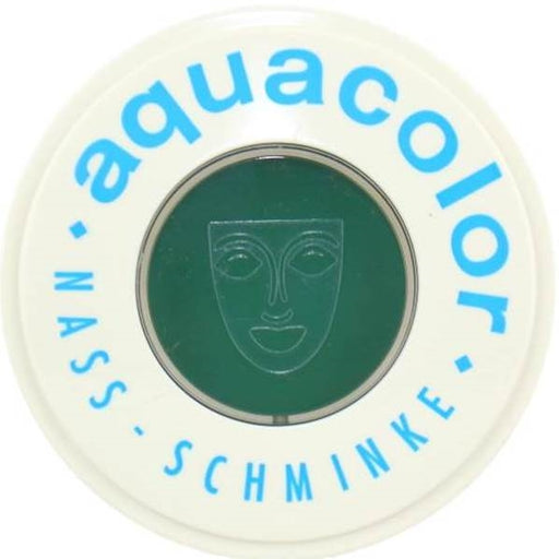 Kryolan Face Paint Aquacolor - 095 (Dark Green) - 30ml - Jest Paint Store