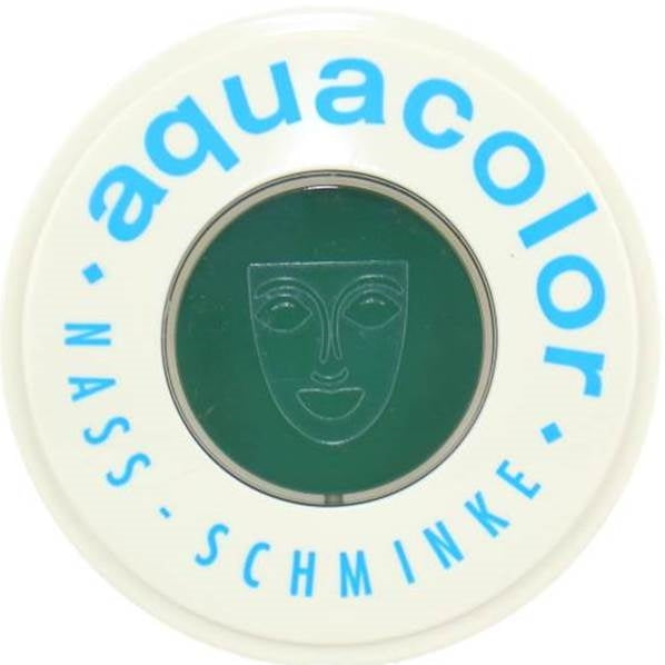 Kryolan Face Paint Aquacolor - 095 (Dark Green) - 30ml - DISCONTINUE - Jest Paint Store