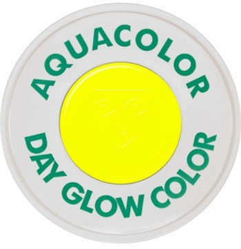 Kryolan Aquacolor - UV Yellow - 30ml - Jest Paint Store