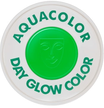 Kryolan Aquacolor - UV Green - 30ml - Jest Paint Store