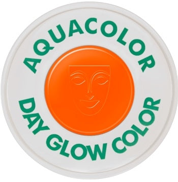 Kryolan Aquacolor - UV Orange - 30ml - Jest Paint Store