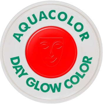 Kryolan Aquacolor - UV Red - 30ml - Jest Paint Store