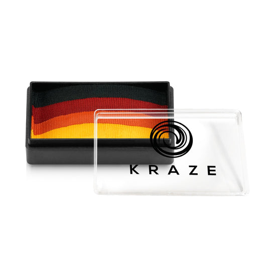 Kraze FX Face and Body Paints | Domed 1 Stroke Cake - Jalapeno 25gr - Jest Paint Store