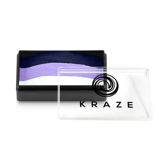 Kraze FX Face and Body Paints | Domed 1 Stroke Cake - Orchid 25gr - Jest Paint Store