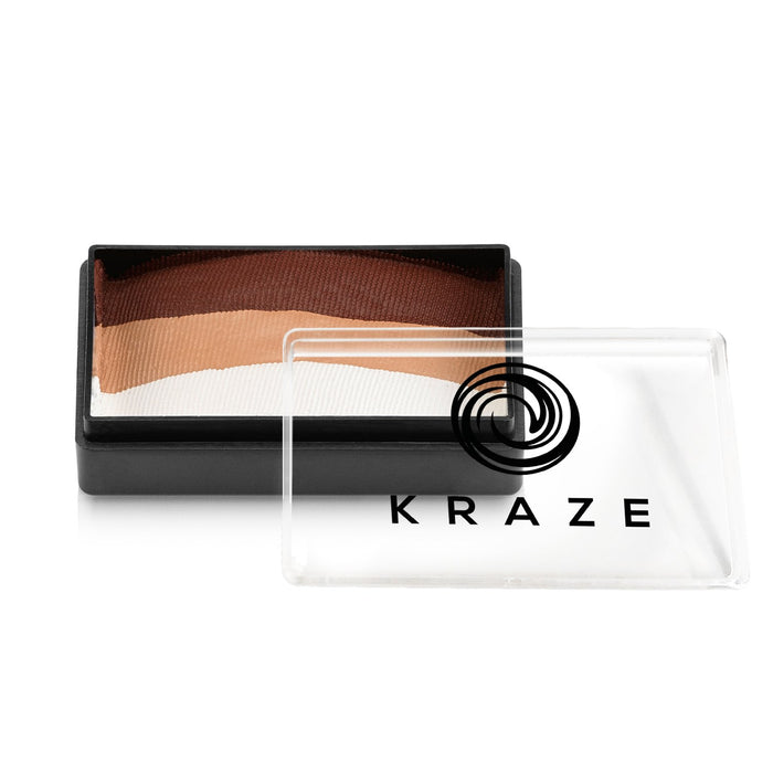 Kraze FX Face and Body Paints | Domed 1 Stroke Cake - Puppy 25gr