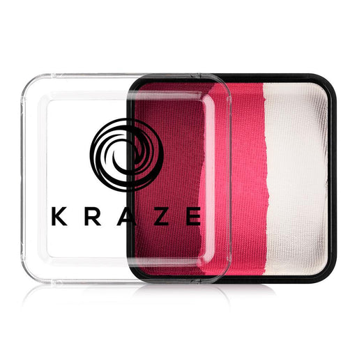 Kraze FX Face and Body Paints | Domed Rainbow Cake - Bloodberry 25gr - Jest Paint Store