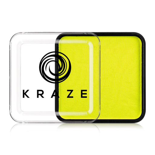 Kraze FX Paints | Neon Yellow 25gr - Jest Paint Store