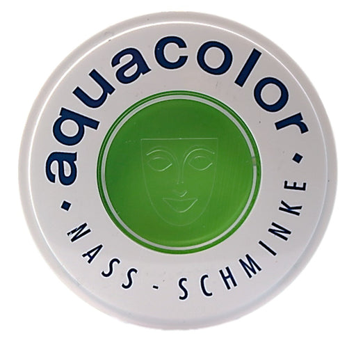 Kryolan Aquacolor - UV Light Green 33 - 30ml - Jest Paint Store
