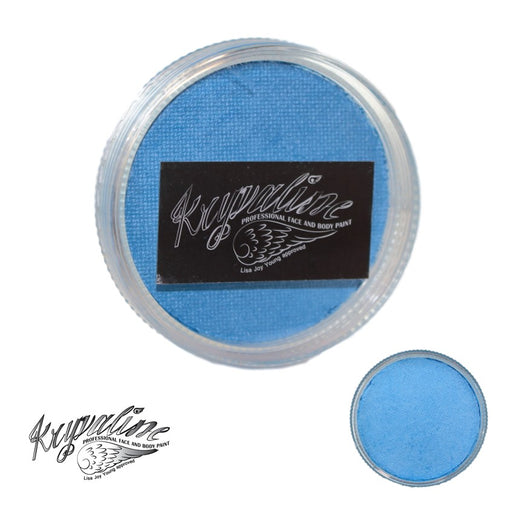 Kryvaline Face Paint (Creamy line) - Pearly Baby Blue 30gr