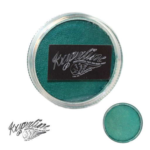 Kryvaline Face Paint (Creamy line) - Pearly Green 30gr