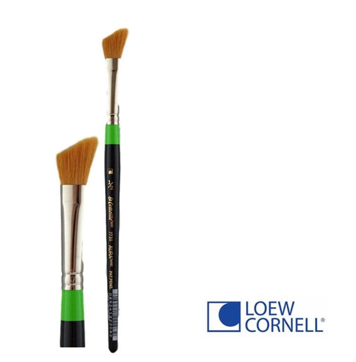 "Face Painting Brush - Loew-Cornell 7730-1/2 - Aura 1/2"" - Jest Paint Store"
