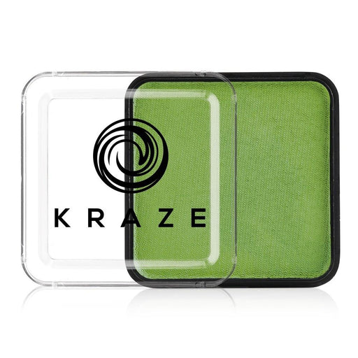 Kraze FX Face and Body Paints | Lime Green 25gr - Jest Paint Store