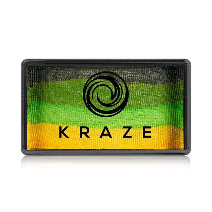 Kraze FX Face and Body Paints | Domed 1 Stroke Cake - Lush 25gr FRONT