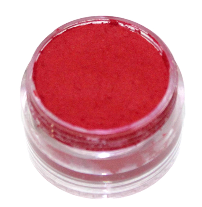 MiKim FX Face Paint | Regular Matte - Cold Red F8 (17gr) - Jest Paint Store