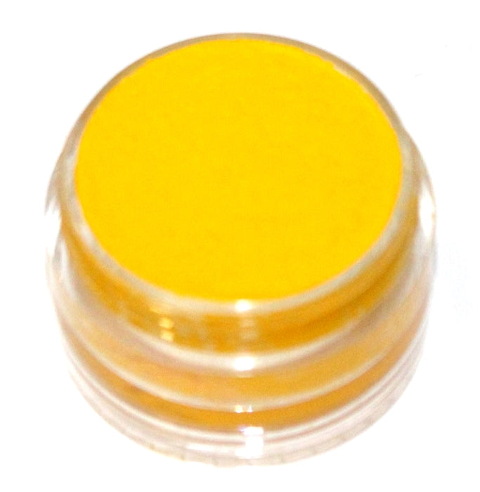 MiKim FX Face Paint | Regular Matte - Yellow F3 (17gr) - Jest Paint Store