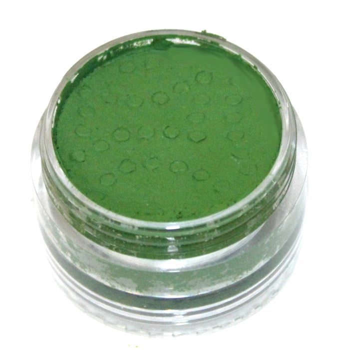 MiKim FX Face Paint | Regular Matte - Dark Green F20 (17gr) - Jest Paint Store