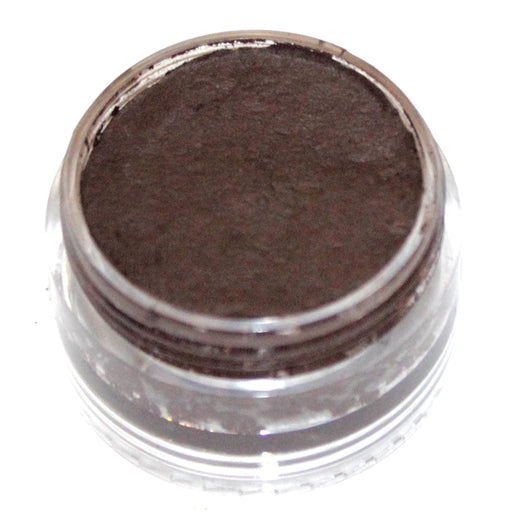 MiKim FX Face Paint | Regular Matte - Dark Brown F24 (17gr) - Jest Paint Store