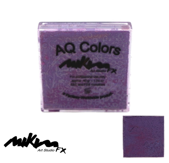 MiKim FX Face Paint | Regular Matte - Purple F11 (40gr) - Jest Paint Store