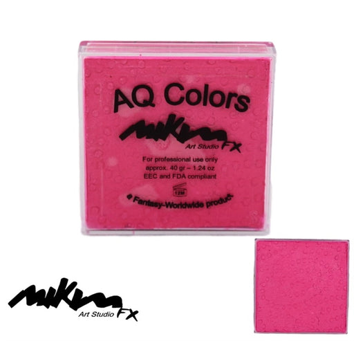 MiKim FX Face Paint | Regular Matte - Dark Pink F7 (40gr) - Jest Paint Store