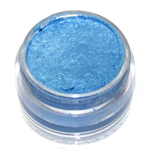 MiKim FX Face Paint | Special (Pearl) - Electric Blue S5 (17gr) - Jest Paint Store