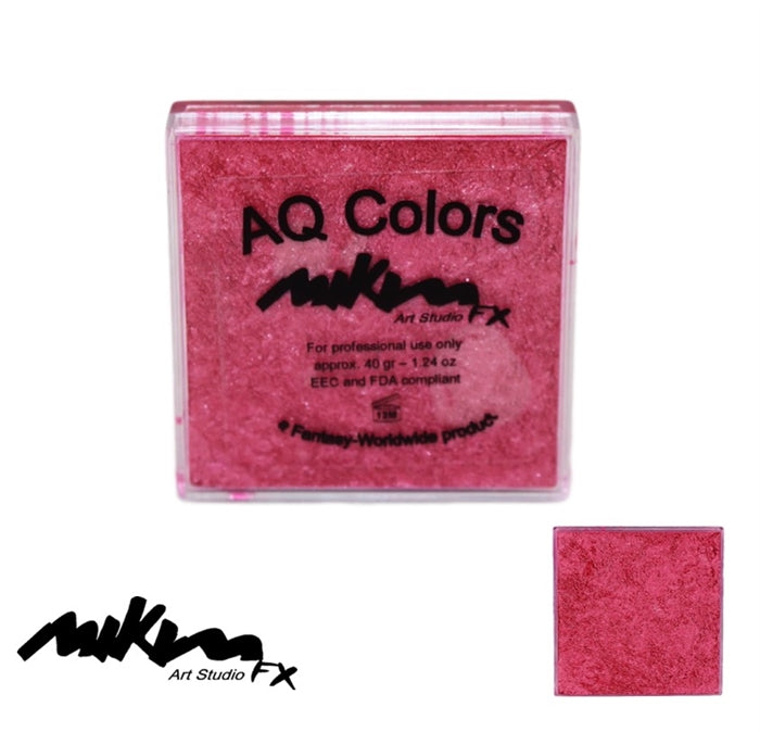 MiKim FX Face Paint | Special (Pearl) - Pink S2 (40gr) - DISCONTINUE - Jest Paint Store