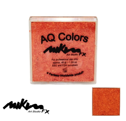 MiKim FX Face Paint | Special (Pearl) - Orange S3 (40gr) - Jest Paint Store