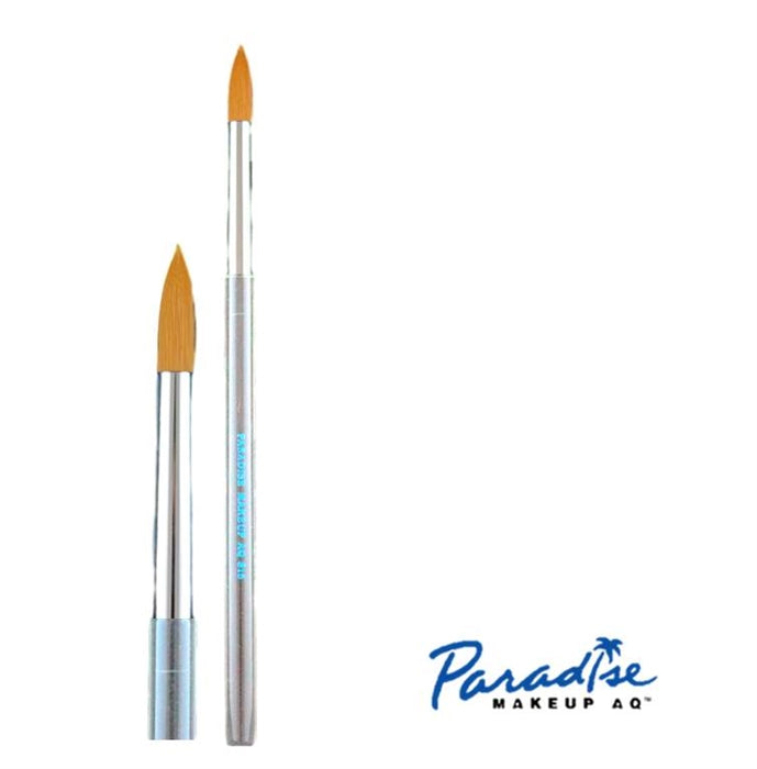 Face Painting Brush - Paradise Makeup AQ - Bold Round 815 By Mehron - Jest Paint Store