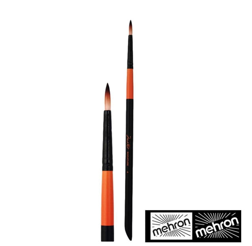 Mehron Face Painting Brush -  Mark Reid Signature - Round  #4 - Jest Paint Store